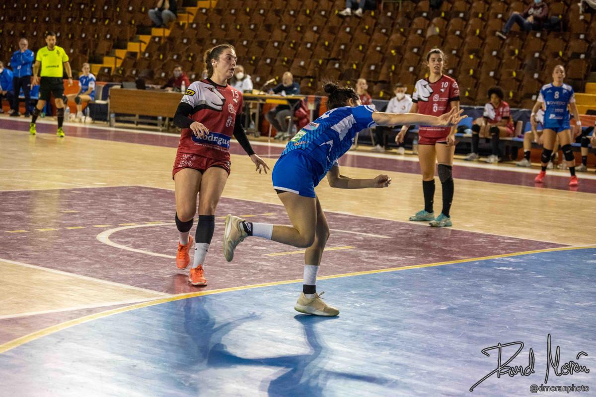 Rodriguez Cleba 29-26 Oviedo BM. Femenino
